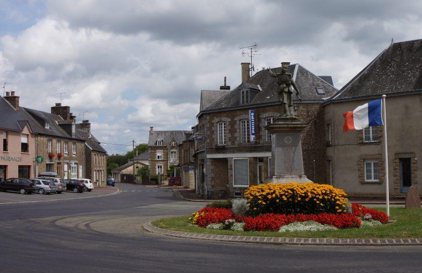 Passais villages